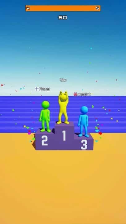 Jump Dunk 3D мод