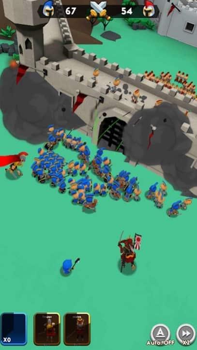 King of war: Legiondary legion читы