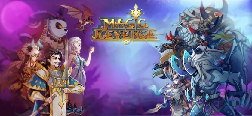 Magic Revenge скачать