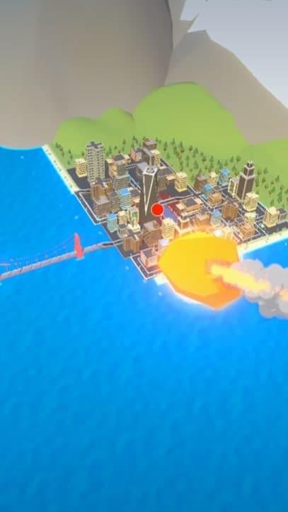 Meteors Attack андроид