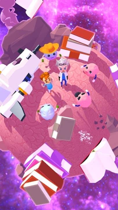 Mini Games Universe андроид