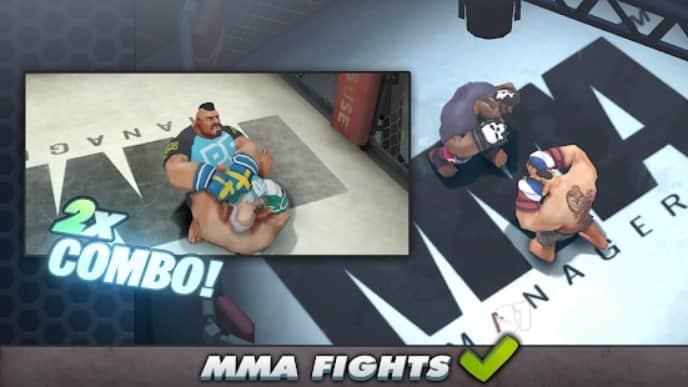 MMA Manager скачать