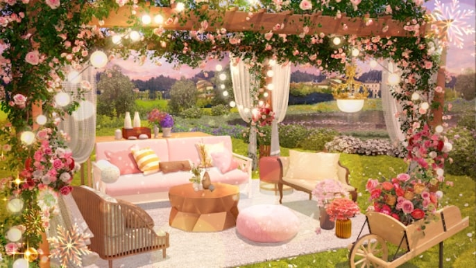 My Home Design: Garden Life андроид