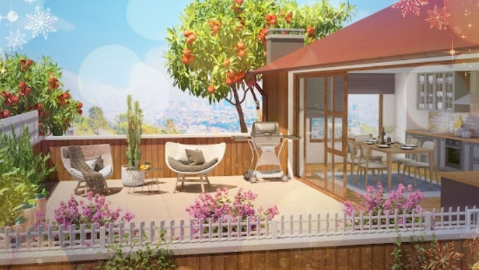 My Home Design: Garden Life читы