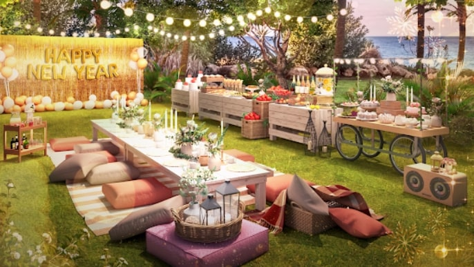 My Home Design: Garden Life мод