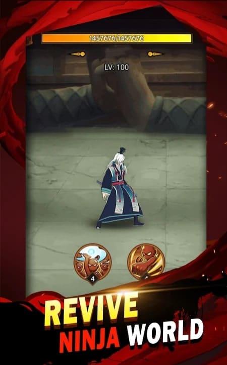 Ninja Glory андроид