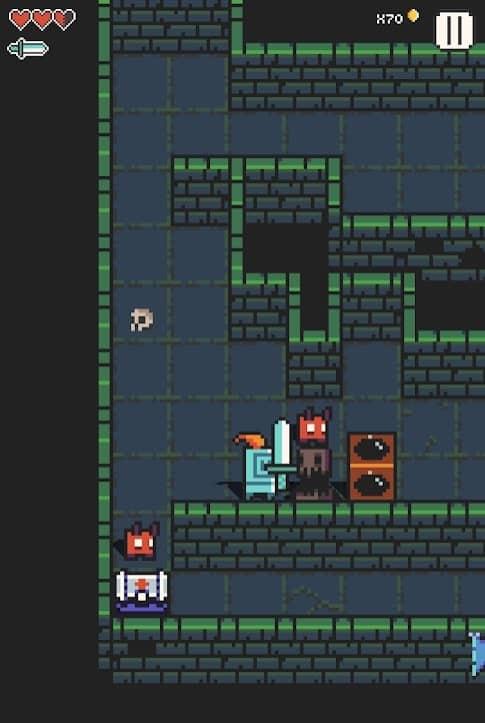 Roguelike Dungeon Crawler андроид
