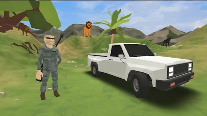 Safari Hunting читы