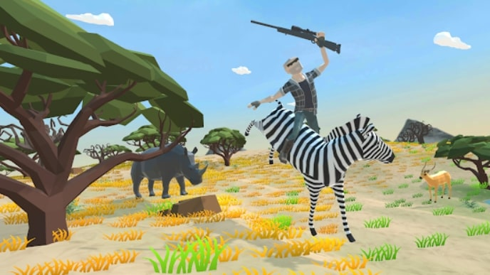 Safari Hunting скачать