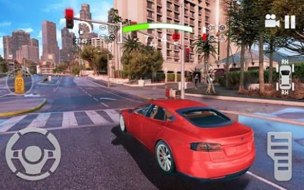 Симулятор электромобиля 2021 андроид