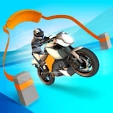 Slingshot Stunt Biker взлом