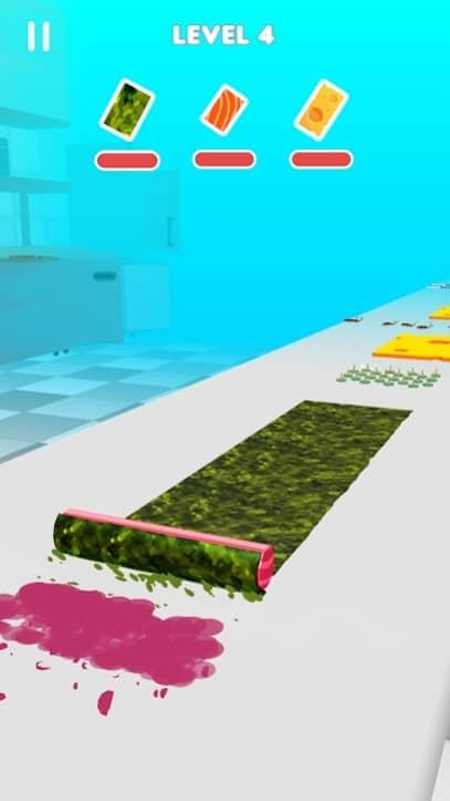 Sushi Roll 3D андроид