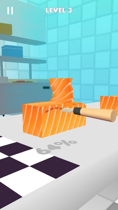 Sushi Roll 3D читы