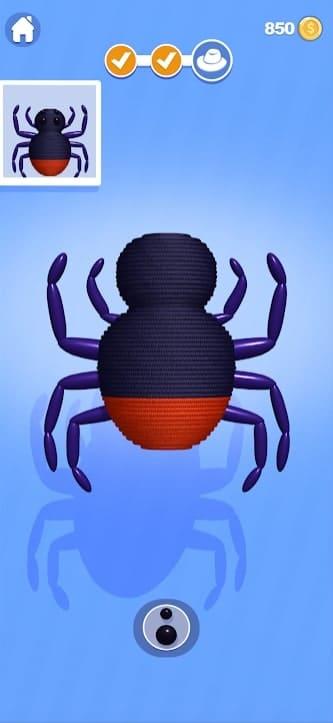 Twist spool андроид