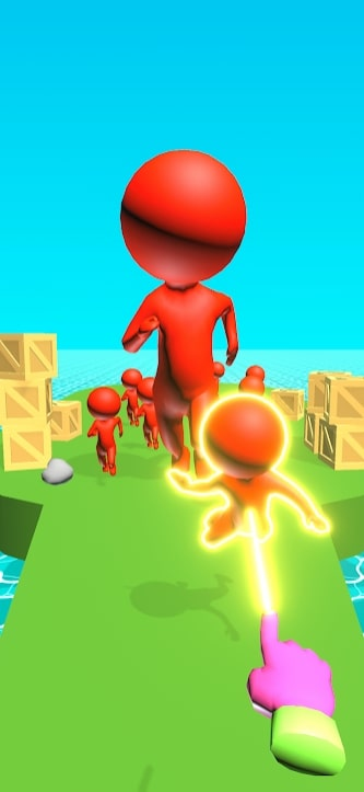 Волшебный палец 3D андроид