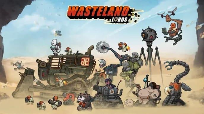 Wasteland Lords скачать