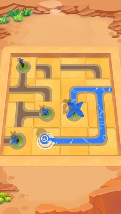 Water Connect Puzzle скачать