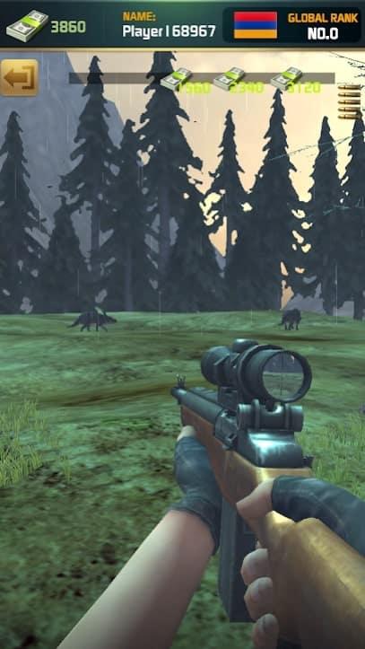Wilderness Hunting читы