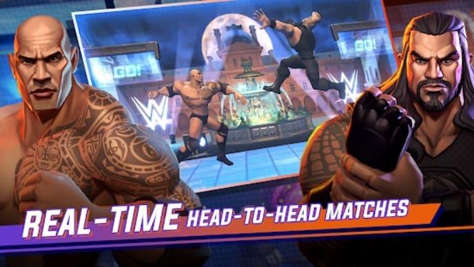 WWE Undefeated андроид