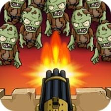 Zombie War взлом