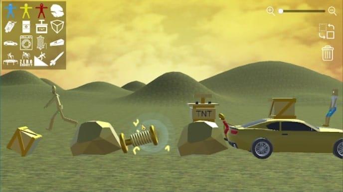 3D People Ragdoll Playground Gold скачать