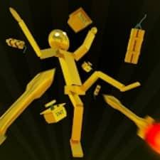 3D People Ragdoll Playground Gold взлом