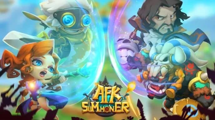 AFK Summoner андроид