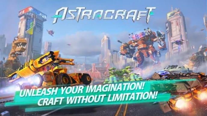 Astracraft андроид
