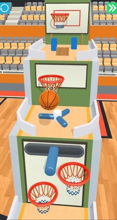 Basketball Life 3D мод