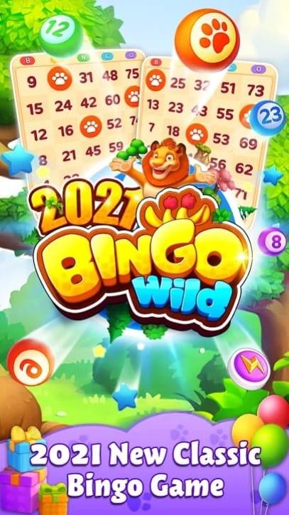 Bingo Wild андроид
