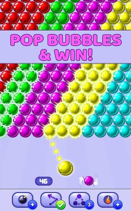 Bubble Pop мод