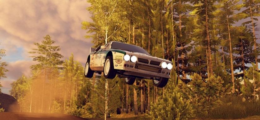 CarX Rally андроид