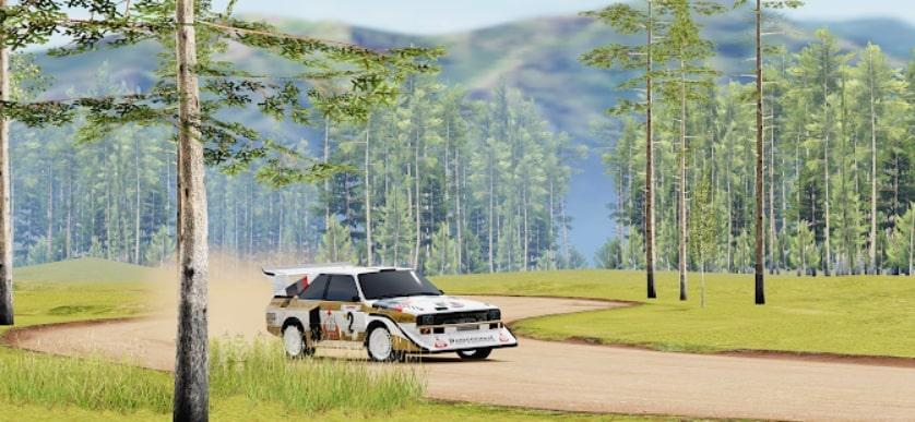 CarX Rally мод