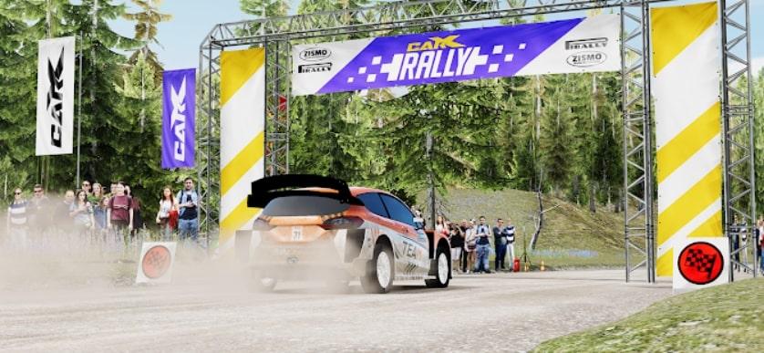 CarX Rally скачать
