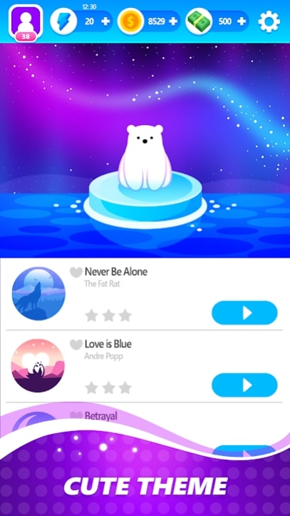 Catch Tiles Magic Piano читы
