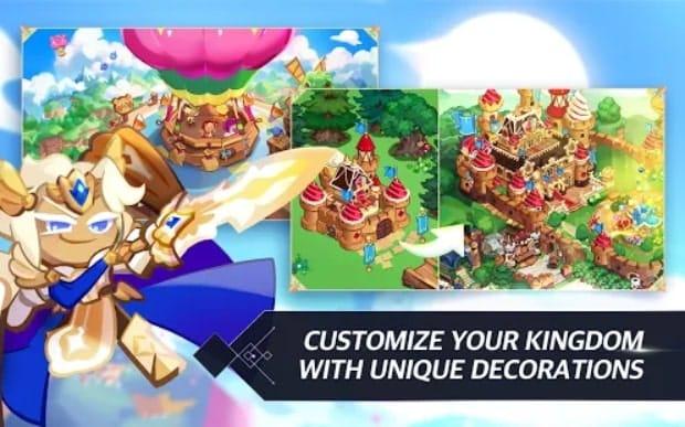 Cookie Run: Kingdom мод