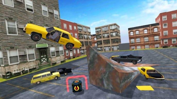 Derby Extreme Simulator читы