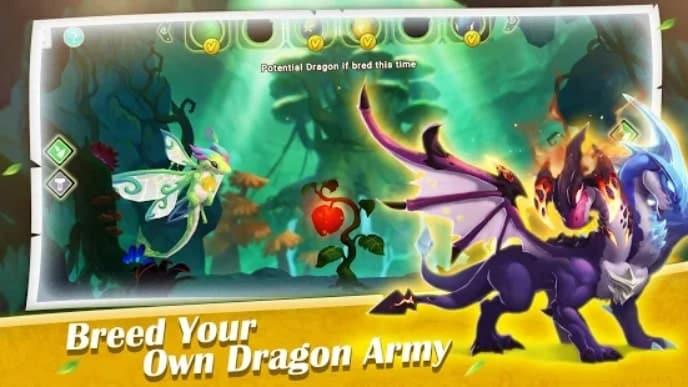 Dragon Tamer андроид