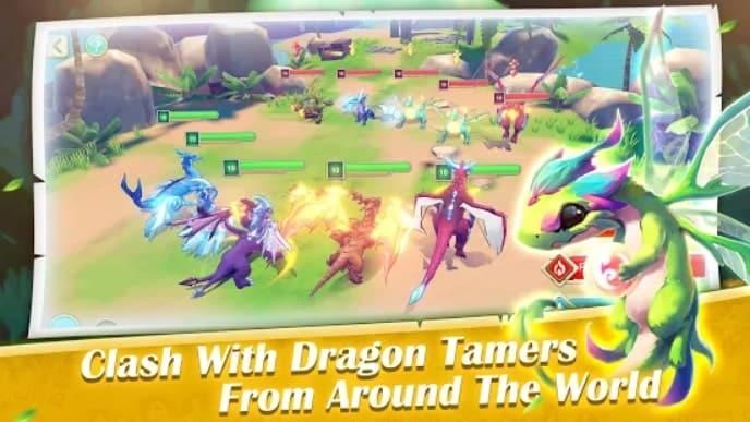 Dragon Tamer мод