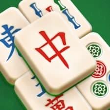 Haca éasca Mahjong