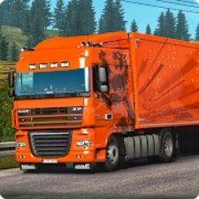 Euro Truck Parking Simulator 2021 взлом