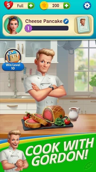 Gordon Ramsay: Chef Blast андроид