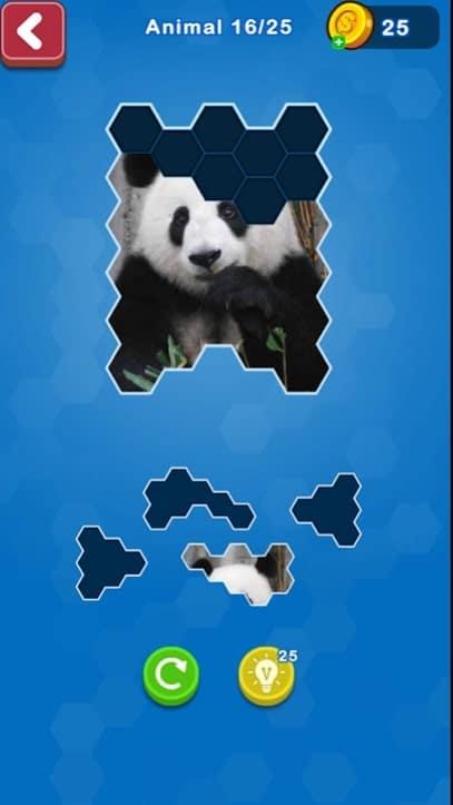 Hexa Puzzle Jigsaw читы