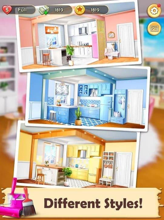 Home Design: Dream House читы