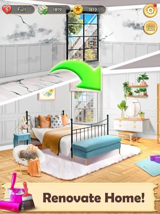Home Design: Dream House скачать