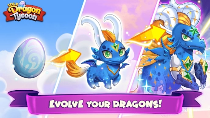 Idle Dragon Tycoon читы