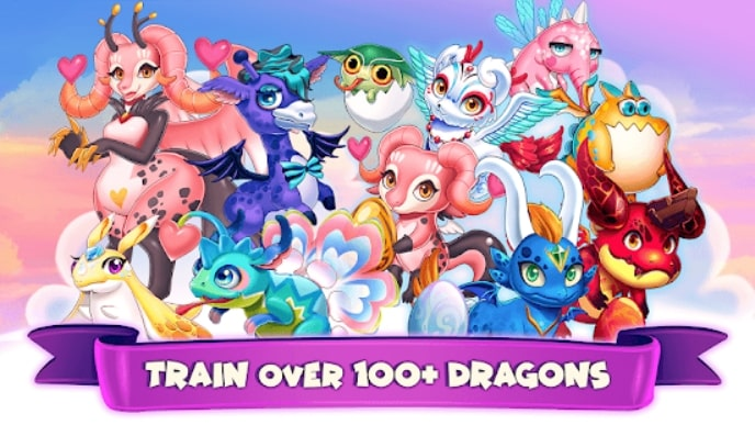 Idle Dragon Tycoon скачать