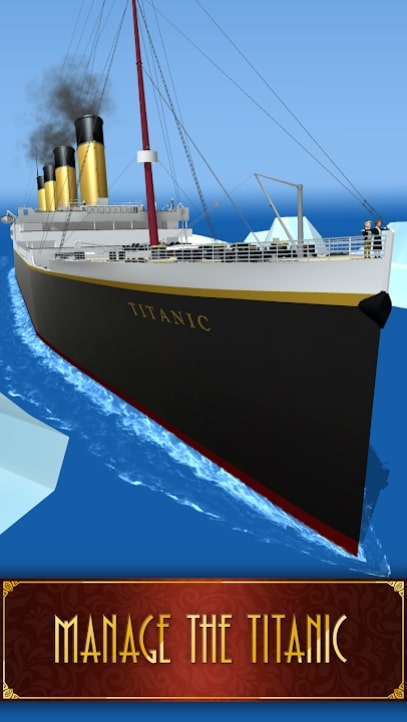 Idle Titanic Tycoon андроид