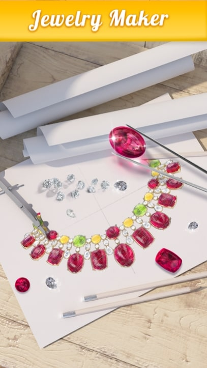 Jewelry Maker андроид