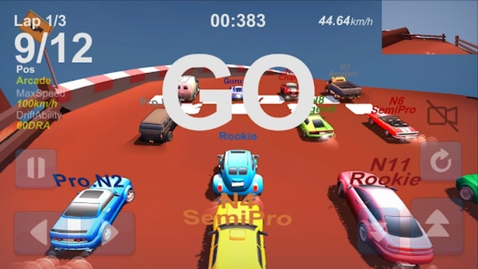 Messy Racing читы